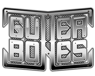 Logo GUTTER BONES