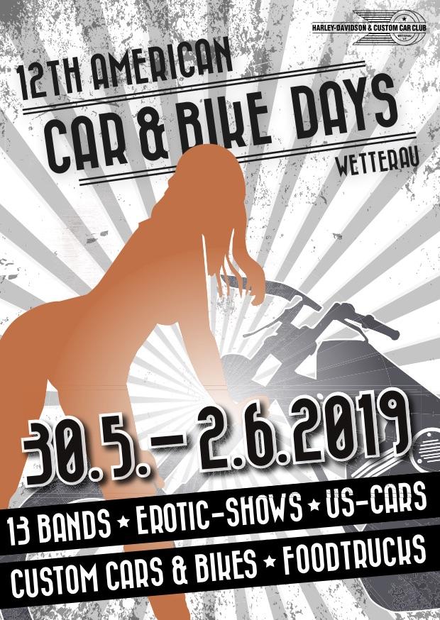 American Car & Bike Days, Wetterau
